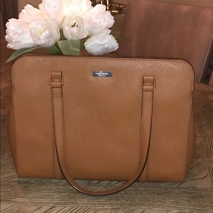 Brown Kate spade purse